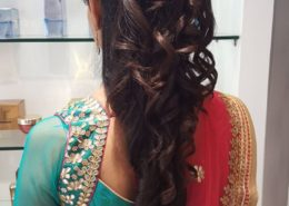 Hair up and makeup2Hair up and makeup - Kittn Salon & Spa - Beauty Parlour Karnal +91 184 404 2229 174 and Ludhiana + 91 161 410 0076.