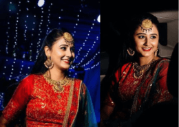 Makeup and hair for formal evening events - Kittn Salon & Spa - Beauty Parlour & hair salon Karnal +91 184 404 2229 174 and Ludhiana + 91 161 410 0076.