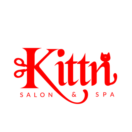 Kittn Salon & Spa Logo